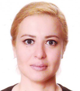 Passport Photo Lubna Tarawneh